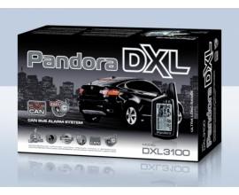 Автомобильная сигнализация Pandora DXL 3100