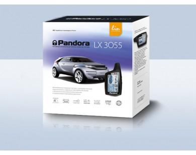 Автомобильная сигнализация Pandora LX 3055
