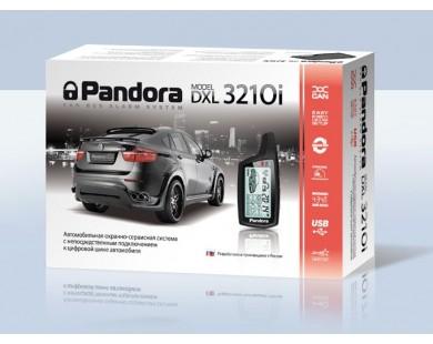 Автомобильная сигнализация Pandora DXL 3210 / 3210i