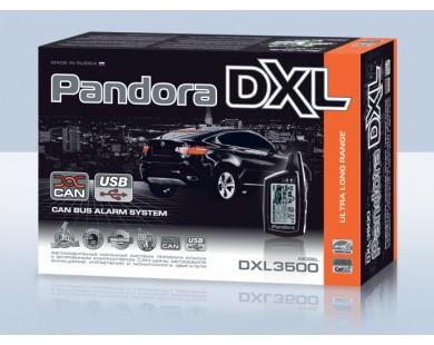 Автомобильная сигнализация Pandora DXL 3500 / 3500i