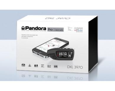 Автомобильная сигнализация Pandora DXL 3970 PRO
