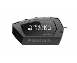 Брелок LCD D-173 black