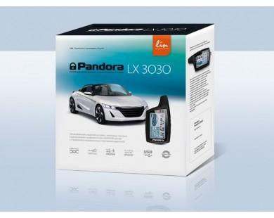 Автомобильная сигнализация Pandora LX 3030