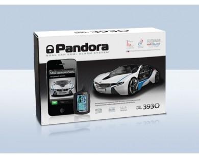 Автомобильная сигнализация Pandora DXL 3930