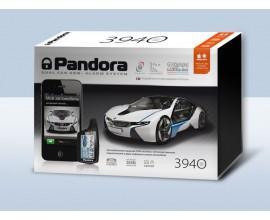 Автомобильная сигнализация Pandora DXL 3940