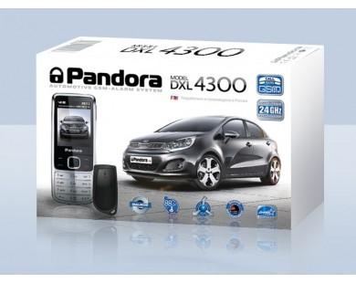 Автомобильная сигнализация Pandora DXL 4300