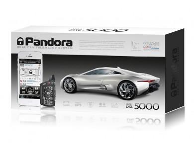 Автомобильная сигнализация Pandora DXL 5000s
