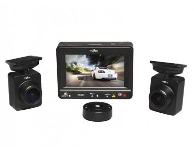 Двухканальный видеорегистратор Gazer F225